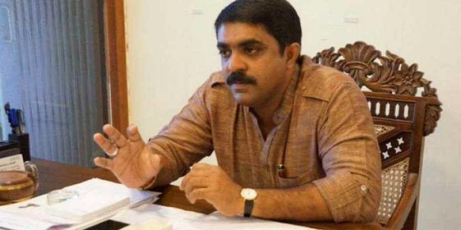 Goa former Deputy Chief Minister Vijai Sardesai.