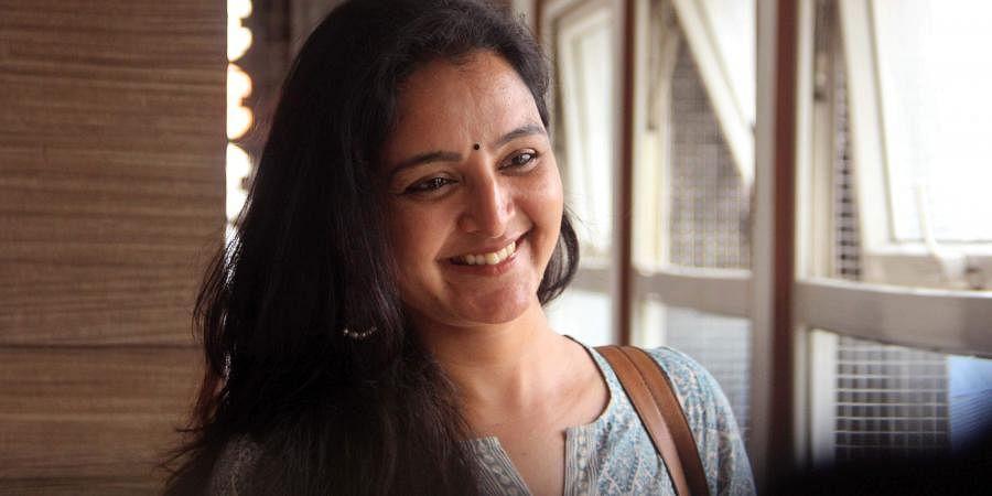 Actress Manju Warrier. (Photo | Melton Antony, EPS)