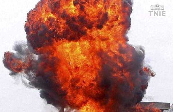 IED blast in Imphal West, no casualties reported so far