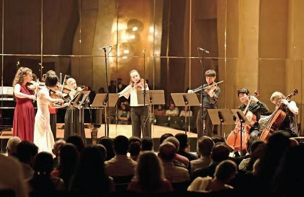 Musical evenings with Mozart