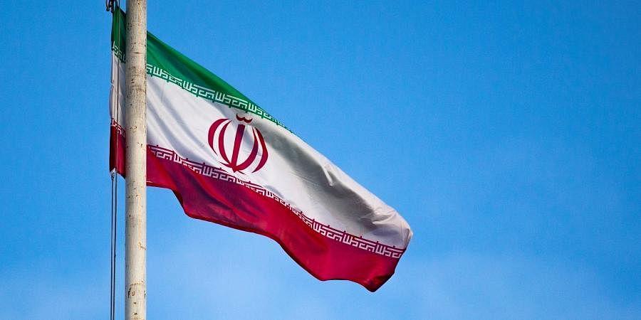 Iran; Iran flag