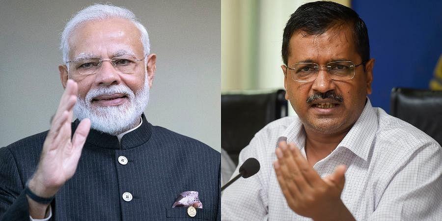 Its 'muscular' Narendra Modi versus 'accountable' Arvind Kejriwal in Delhi-  The New Indian Express