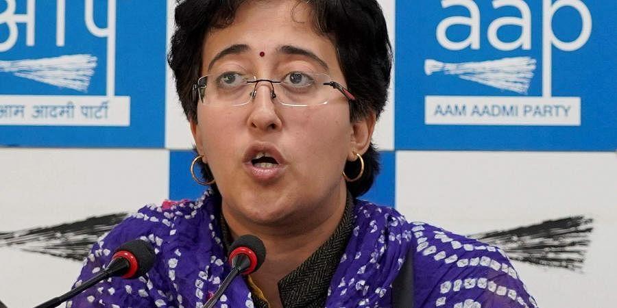 AAP member Atishi