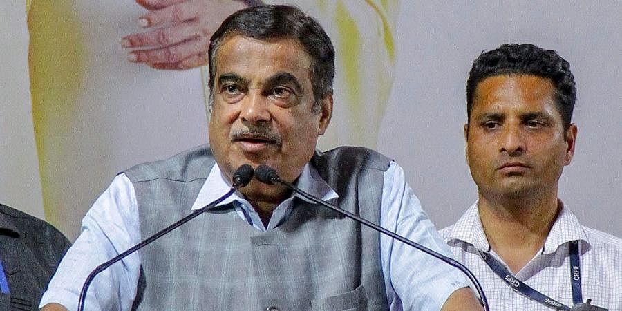 Union Transport Minister Nitin Gadkari