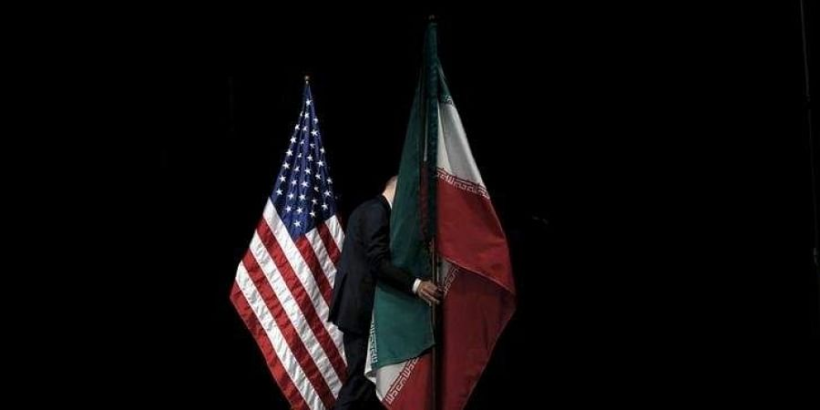 Iran flag US-Iran Iran (File | Reuters)
