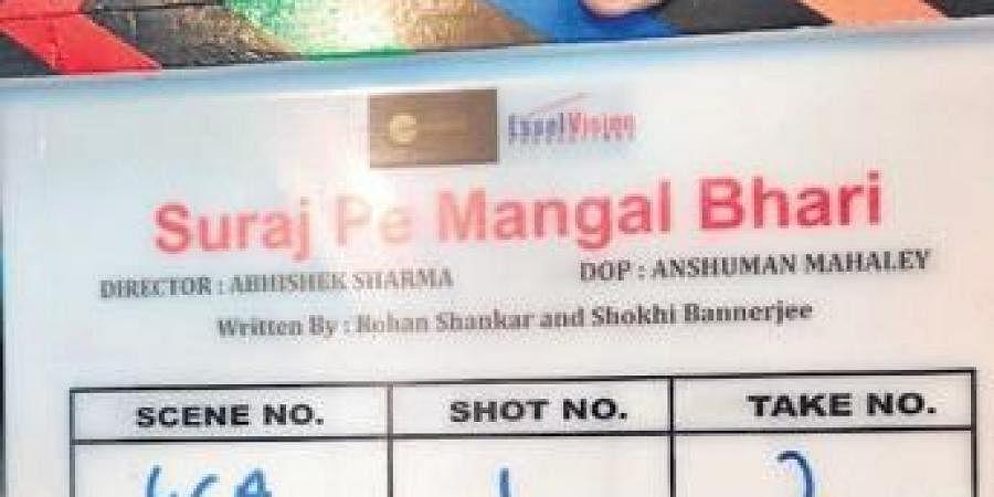 'Suraj Pe Mangal Bhari' goes on floors