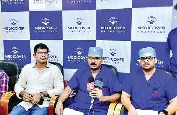Doctors perform invasive heart surgery in city
