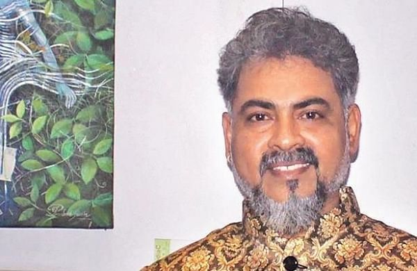 Hyderabad has an artistic affair with cosmology