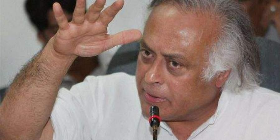 Congress leader Jairam Ramesh (File photo | PTI)