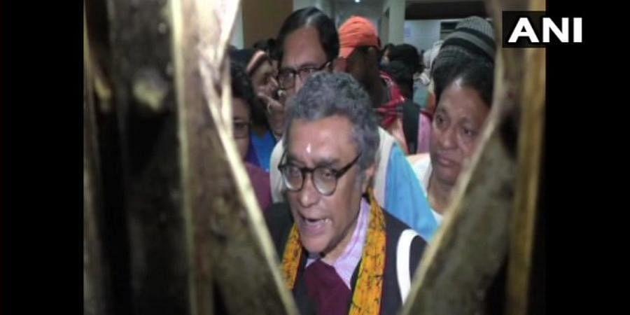 BJP Rajya Sabha member Swapan Dasgupta