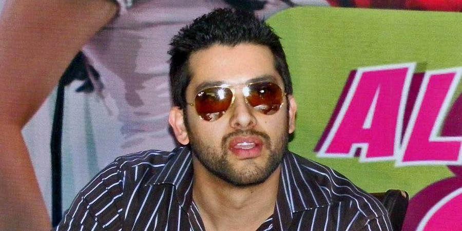 Actor Aftab Shivdasani