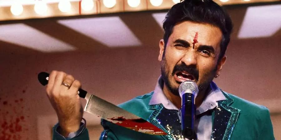 Stand up comedian and actor Vir Das