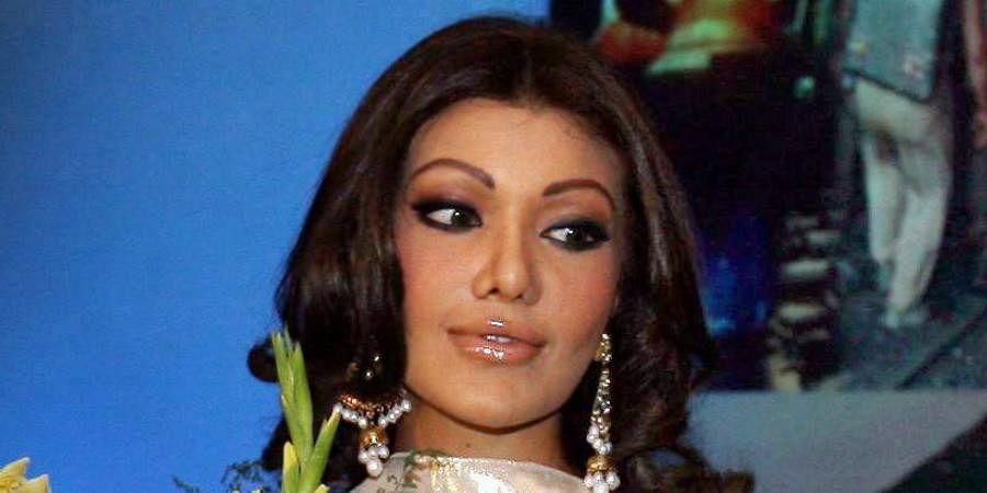Actress Koena Mitra