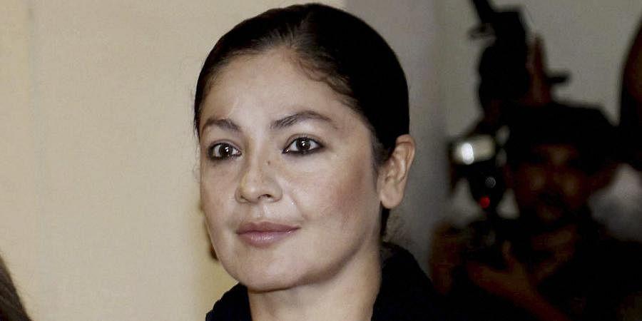 Actress Pooja Bhatt