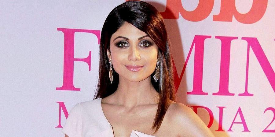 Actress Shilpa Shetty