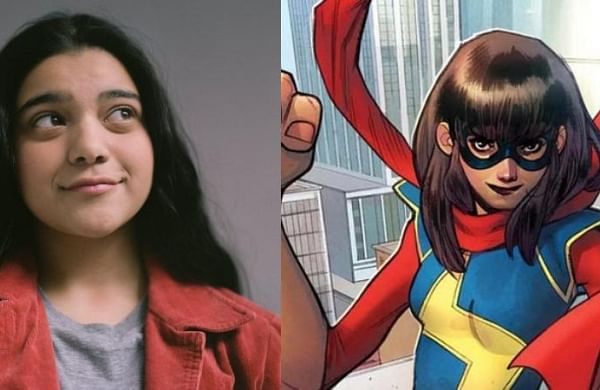 Marvel Studios ropes in newcomer Iman Vellani to play Ms. Marvel in new Disney Plus series