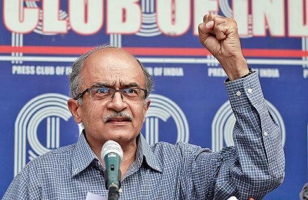 Prashant Bhushan files fresh plea in SC seeking review of punishment in contempt case