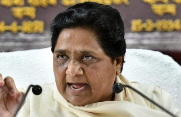 Mayawati suspends 7 rebel MLAs, says will vote for BJP to defeat SP in MLC polls