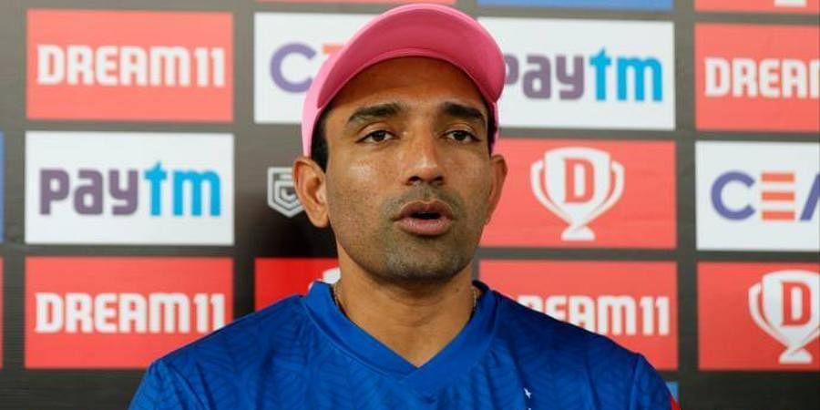 Rajasthan Royals batsman Robin Uthappa