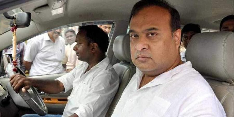 Assam Finance Minister Himanta Biswa Sarma