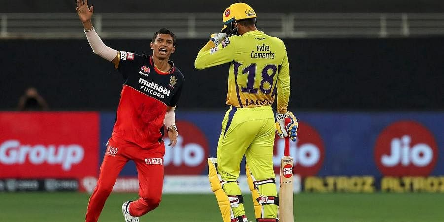 IPL 2020: King Kohli's Royal Challengers Bangalore slay Chennai Super Kings  in lopsided affair- The New Indian Express