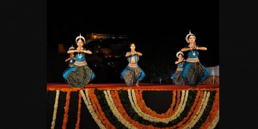 Rajasthani dance form.