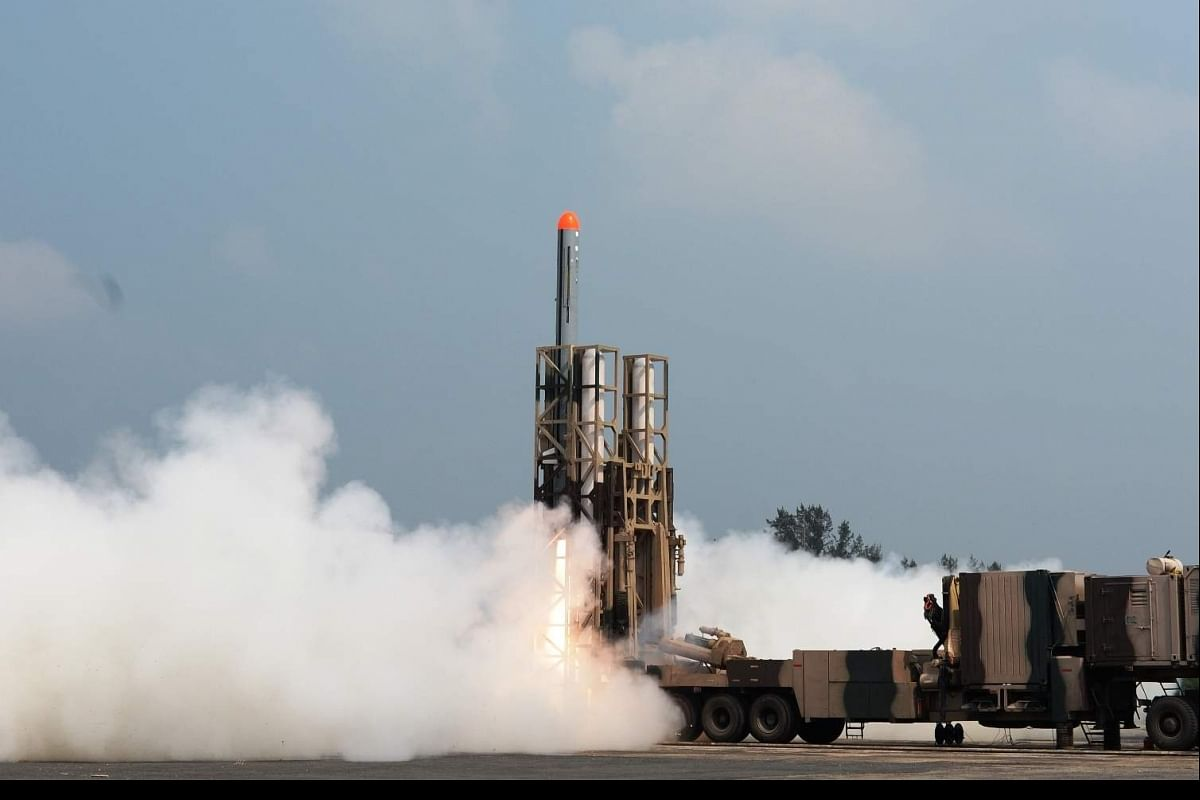 Nirbhay subsonic cruise missile develops technical snag during trial- The  New Indian Express