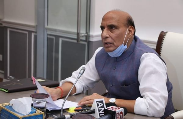 NDA going to form government in Bihar with 2/3rd majority: Rajnath Singh