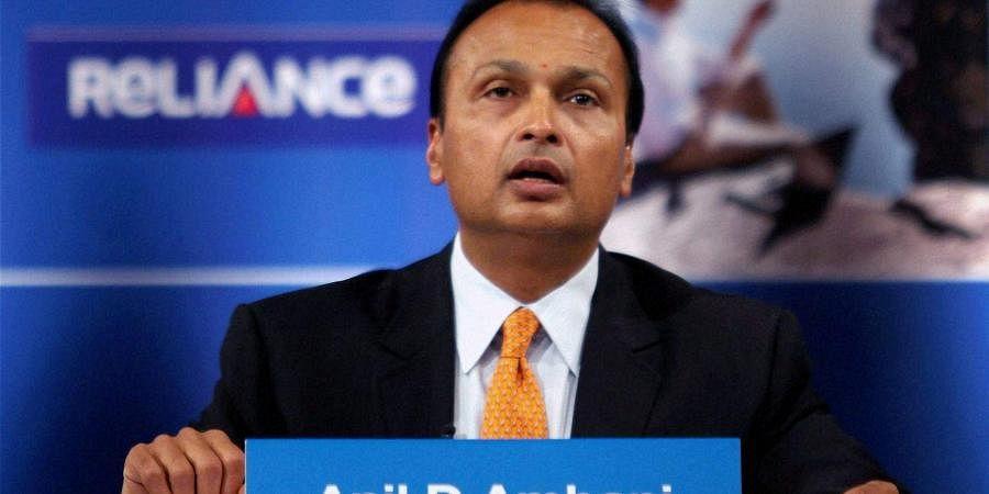 Reliance Communication chairman Anil Ambani
