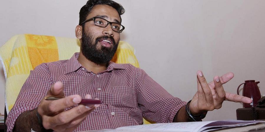 IAS officerSriram Venkitaraman