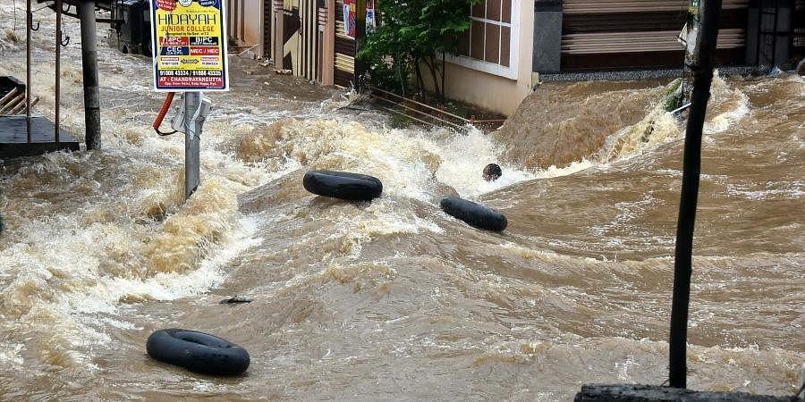 Hyderabad flood