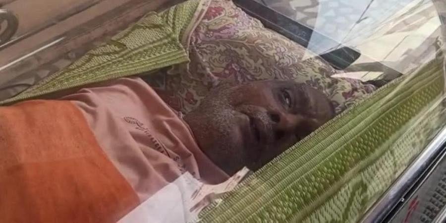 Balasubramaniya Kumar, who was presumed dead, was found to be alive