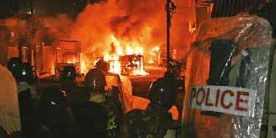 Bangalore Violence 2020 updates