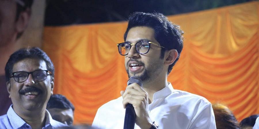 Shiv Sena's Aaditya Thackeray