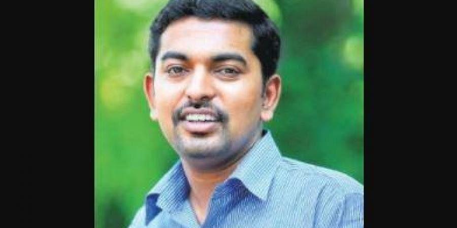 'NikkisCafe' founder Kiran Deepu