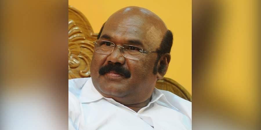 Tamil Nadu Fisheries Minister D Jayakumar