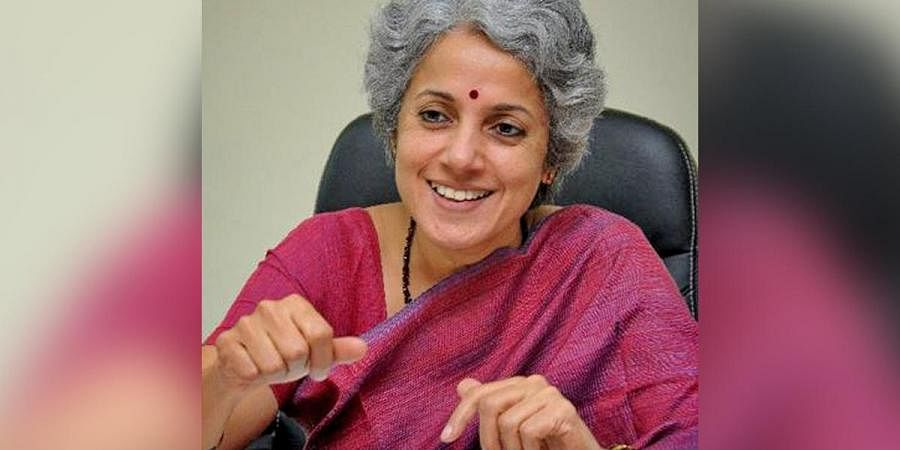 World Health Organisation's Chief Scientist Soumya Swaminathan