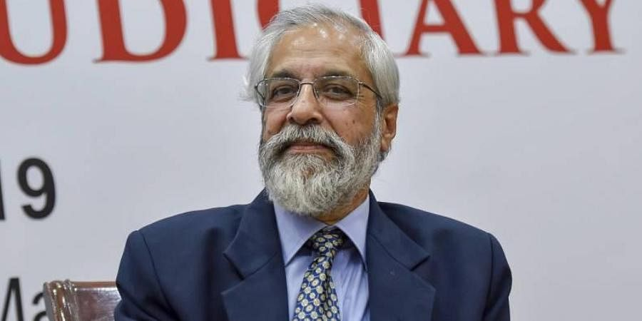 Former Judge Madan B Lokur