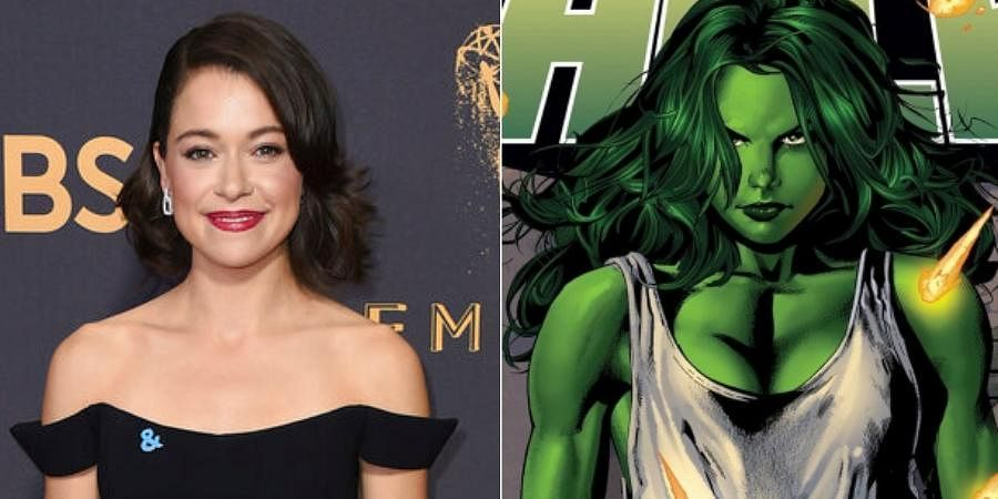 Tatiana Maslany denies reports of being cast as She-Hulk- The New Indian Express