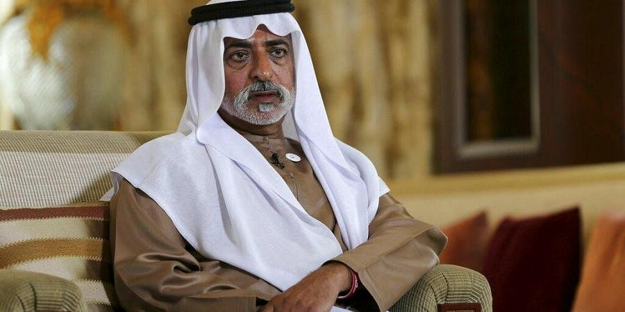 Sheikh Nahyan bin Mubarak Al Nahyan, the tolerance minister of the United Arab Emirates