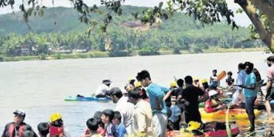 Chaliyar Doha conducts annual kayaking campaigns on the river every September. They have approached the government with plans to promote tourism in Chaliyar