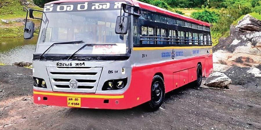 Don't miss the 'mini bus'