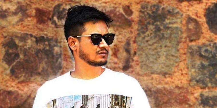 Singer Vipin Patwa