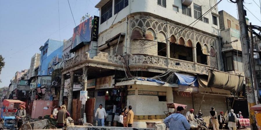 Walled city, Chandni Cho