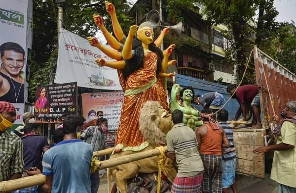Durga Puja pandals in Bengal no-entry zones for visitors: High Court