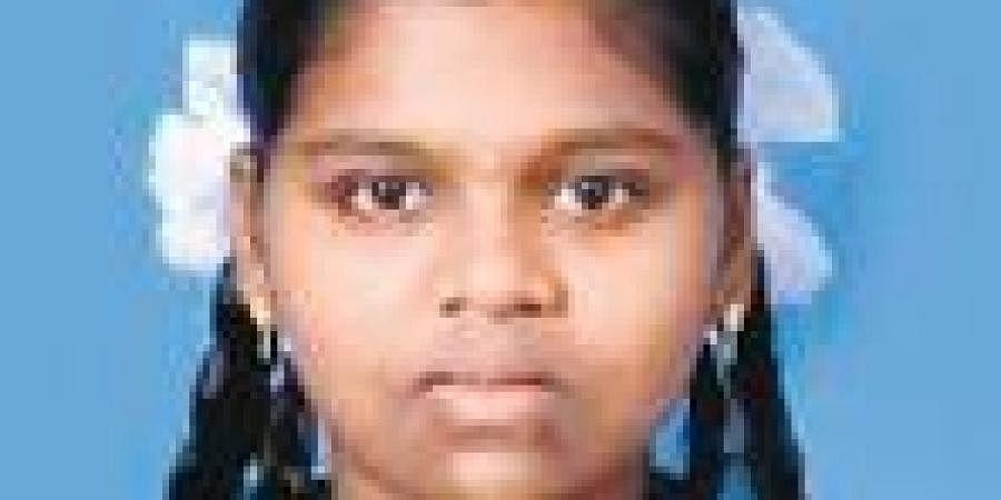 17-year-old P Banupriya