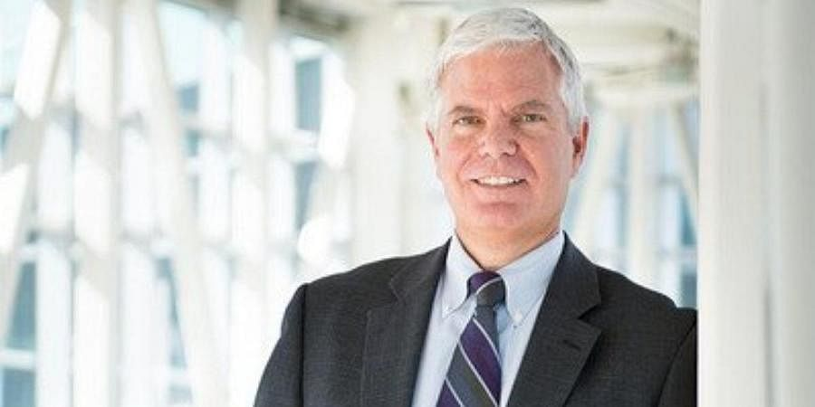 IndiGo Airlines director Gregg Albert Saretsky