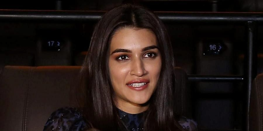 Bollywood actress Kriti Sanon