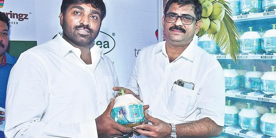 It was launched on Sunday by actor Vijay Sethupathi | debadatta mallick