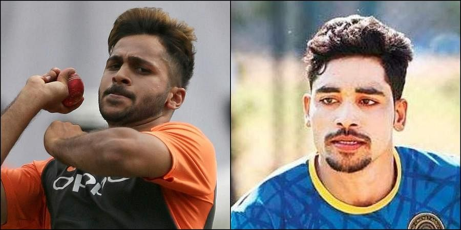India Vs Australia Mohammed Siraj Shardul Thakur To Fight For Fifth Pacer S Slot In Test Series The New Indian Express